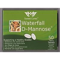Sweet Cures Waterfall D-Mannose 50 x 1g Tablets preisvergleich bei billige-tabletten.eu