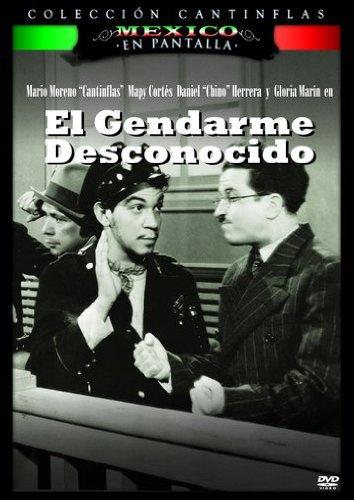 Gendarme Desconocido / (Full B&W) [DVD] [Region 1] [NTSC] [US Import]