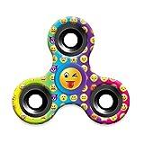 Omiky® Emoji Fidget Hand Tri-Spinner Stress Relief Manipulative Spiel Spielzeug...