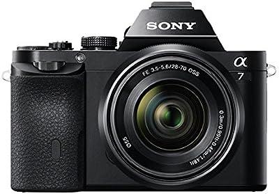 Sony ILCE-7B - Cámara EVIL de 24.3 Mp (pantalla de 3