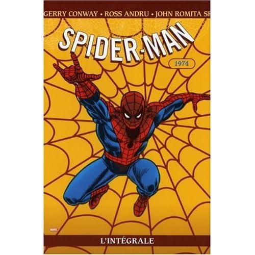 Spider-Man l'Intégrale, Tome 12 : 1974