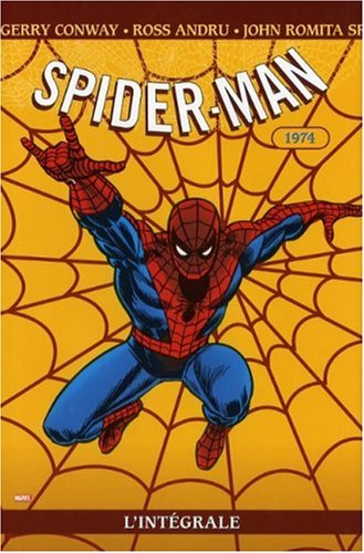 Spider-Man l'Intégrale, Tome 12 : 1974 por Gerry Conway