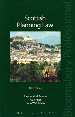 Scottish Planning Law by Raymond McMaster (2013-09-26)