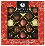 Peters - Weihnachts Trüffel - 300g - Köstliche Trüffel-Mischung zum Verschenken