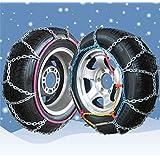 Cadenas de nieve para neumáticos de 2754020–16mm 4x 4/Van snowchains (1par)