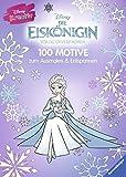 Disney kreativ: Die Eiskönigin - 100 Motive zum Ausmalen und Entspannen - Walt Disney