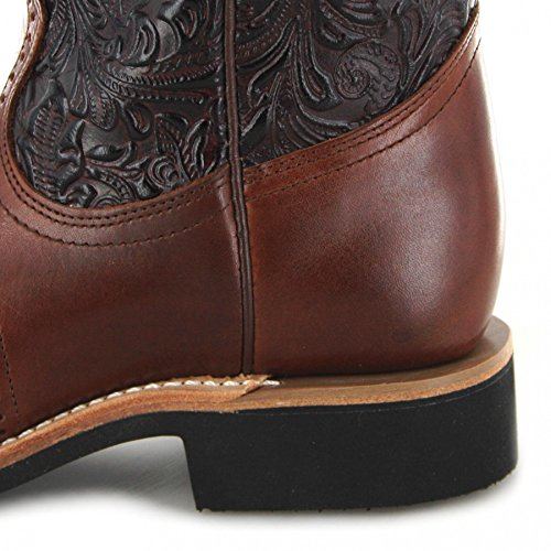 Weite Brown FB 4752 Fashion Brown Damen Chestnut C Chestnut Westernreitstiefel Boots Boulet für Braun 474dvq