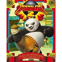 Kung fu panda 2: libro de pegatinas (Libro de pegatinas reutilizables)