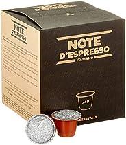 Note d'Espresso Chamomile Honey Orange Capsules 6g x 40 Capsules Exclusively Compatible with Nespresso* machines