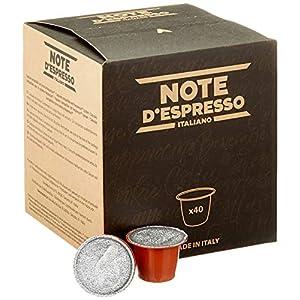 Note D'Espresso Preparato Solubile in Capsule per Bevanda al Gusto di Camomilla al Miele ed Arancia - 240 g (40 x 6 g…