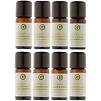 Ätherisches Öl Set - 100% naturreine Öle von greenstyle - Teebaum, Lavendel, Zitrone, Orange, Sandelholz, Zeder... preisvergleich bei billige-tabletten.eu