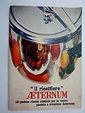 eBook Gratis da Scaricare IL RICETTIERE AETERNUM 50 gustose ricette studiate per la vostra pentola a pressione Aeternum (PDF,EPUB,MOBI) Online Italiano