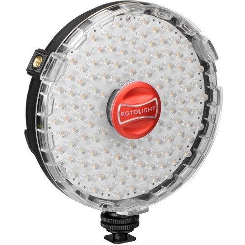 Rotolight-Neo, con luce LED continua della temperatura