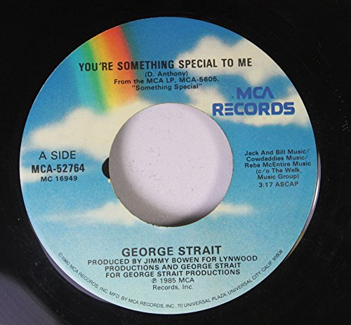george-strait-45-rpm-youre-something-special-to-me-dance-time-in-texas
