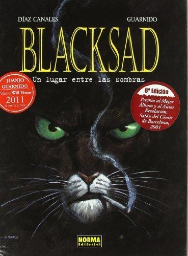 Blacksad, 1: UN Lugar Entre LAS Sombras by Juan Diaz Canales (2004-01-01)