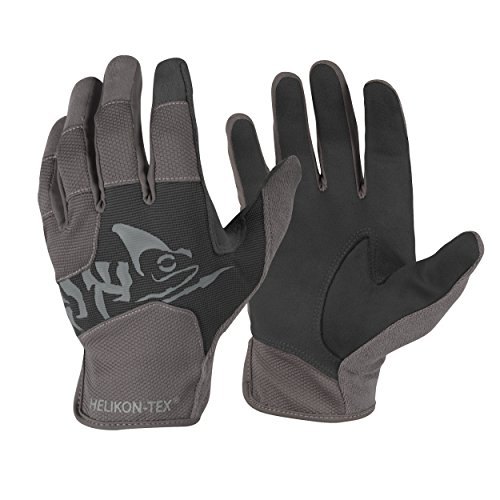 Helikon-Tex All Round Fit Tactical Gloves Handschuhe Light - Black/Shadow Grey A -