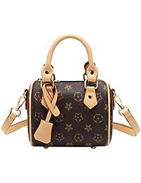 La Mujer Bolso Estampado Mini Almohada Moda Bolsa De Hombro Único Sesgar  Handbag 229e12f1a96e