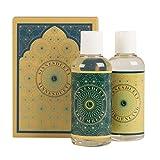 Deluxe Massageöl Geschenkset (2x100ml) Lumunu Sinnesduett, für entspannenden Massagegenuss