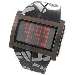 Fila Men's Watch Digital Quartz Plastic 773030W