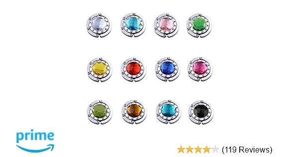 Faltbare Taschenhalter Handtaschenhalter Handtasche Taschenhaken·Farbwahl