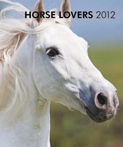 Horse Lovers 2012 Desk Diary