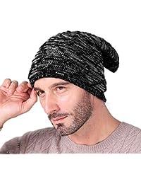 Knotyy Unisex Woolen Beanie Cap (Multicolor,Free Size)