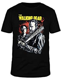 Walking Dead II - Men T-Shirt - Size S-3XL