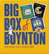 [ BIG BOX OF BOYNTON: BARNYARD DANCE! PAJAMA TIME! OH MY OH MY OH DINOSAURS! ] Big Box of Boynton: Barnyard Dance! Pajama Time! Oh My Oh My Oh Dinosaurs! By Boynton, Sandra ( Author ) Sep-2005 [ Hardcover ]