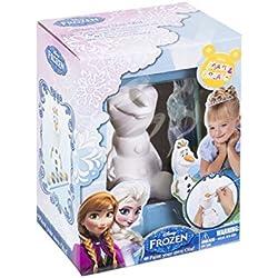 Disney Frozen - Figurita de Olaf para Pintar