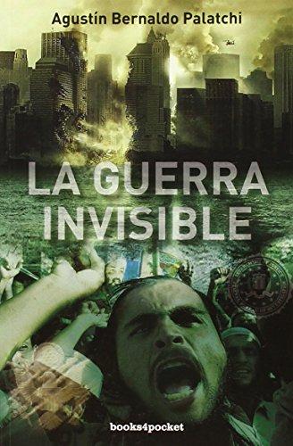 Portada del libro La guerra invisible (Books4pocket)