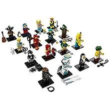 LEGO Minifigures - Figuras de construcción, surtidos, 1 unidad (71013)