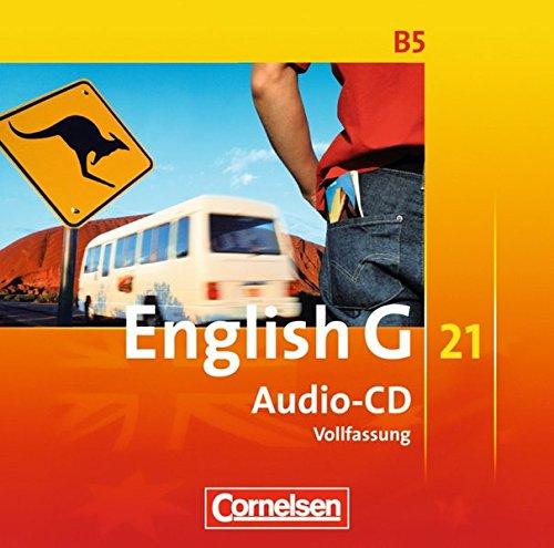 English G 21 - Ausgabe B: Band 5: 9. Schuljahr - Audio-CDs: Vollfassung 21 Audio
