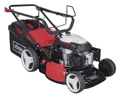 Scheppach 5911225903 Mäher/Rasenmäher/Benzin - Rasenmäher MS173-46 | ausgestattet mit professionellem GT-Getriebe, hohes Drehmoment, hohe Leistung, lange Lebensdauer, mit Radantrieb | 4-Takt-Motor