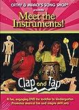 Meet the Instruments! Clap & T [Alemania] [DVD]