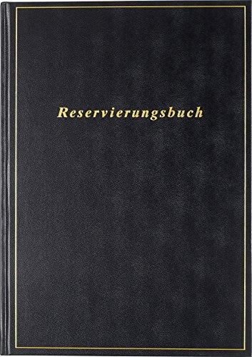 rido idé Reservierungsbuch 2013, DIN A4, 1 Tag auf 1 Seite