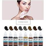 Lip tatuaggio per sopracciglia, colore Microblading, pigmento per tatuaggi, set di inchiostro permanente, pigmento per tatuaggi
