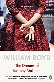 The Dreams of Bethany Mellmoth by [Boyd, William]