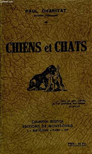 Chiens et chats par Martinez