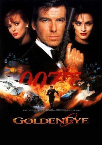 James Bond - GoldenEye (James Bond Videos)