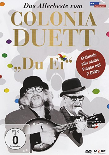 Colonia Duett - Du Ei! (Collector's Edition) (2 DVDs)