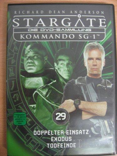 Stargate Kommando SG 1 - Doppelter Einsatz / Exodus / Todfeinde - Die DVD-Sammlung: DVD 29 -
