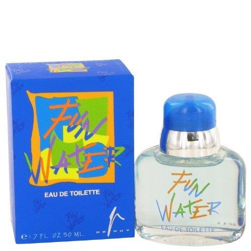 Fun Fizzy water be illogical Eau de Toilette by De Ruy Perfumes 1.7 Oz. by De Ruy