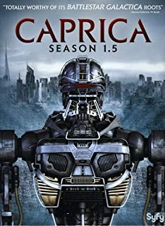 Caprica: Season 1.5 [DVD] [Region 1] [US Import] [NTSC] (B00466H3A4) | Amazon price tracker / tracking, Amazon price history charts, Amazon price watches, Amazon price drop alerts