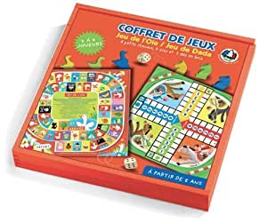 Janod Snakes and Ladders Ludo Game Set by Janod