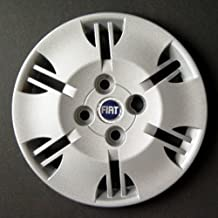 Wheeltrims Set de 4 embellecedores Fiat Panda 2000-2012 con Llantas Originales de 13