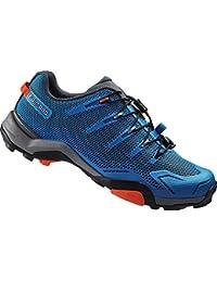 Shimano SH-MT44B zapatos unisex azul 2016 zapatos de trekking Negro multicolor Talla:37 EU