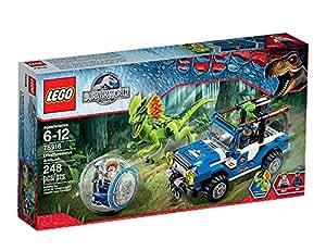 LEGO Jurassic World 75916 - L'Agguato del Dilofosauro