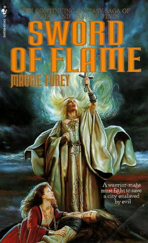 Sword of the Flame (Artefacts of Power, Band 3)