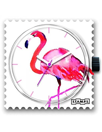 stamps-boitier-montre-stamps-104302-pink-feathers