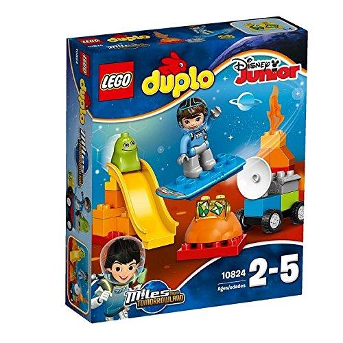 LEGO-DUPLO-Miles-10824-Miles-Space-Adventures-Mixed